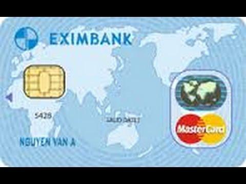 Thẻ Tín Dụng Quốc Tế Eximbank
