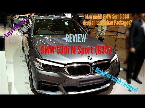 Review BMW Seri 5 Terbaru (530i M Sport) G30 (Indonesia)