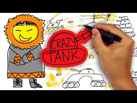 Как нарисовать чукчу
