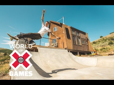 The Cabin Report featuring Chris Grenier and Alex Andrews: Episode 1 | World of X Games
