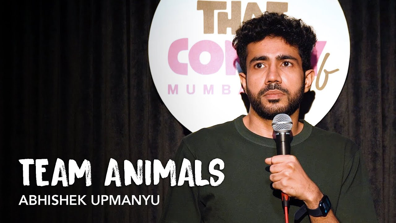 Download Team Animals - Stand-Up Comedy by Abhishek Upmanyu