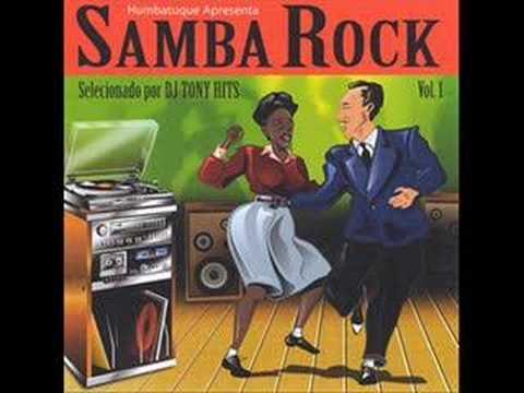 samba rock o cravo Brigou com a rosa.