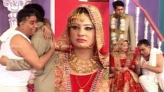 Nasir Chinyoti   Naseem Vicky   Nawaz Anjum - Funny Stage Drama Clip