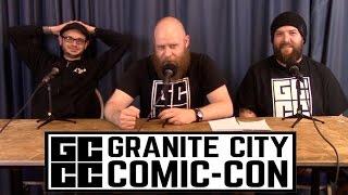 Granite City Comic-Con 2016: Guests, Venue and Date Announcement!