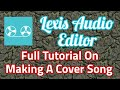 Gambar cover Hindi Lexis Editor - Full Tutorial On Making A Cover Song