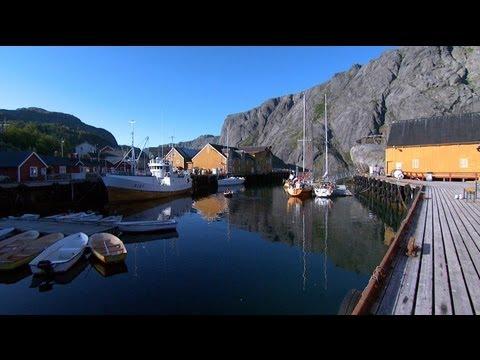 Nusfjord i Lofoten