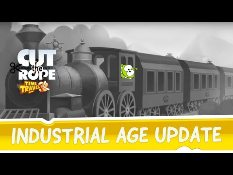 Cut the Rope: Time Travel - Industrial Age Update