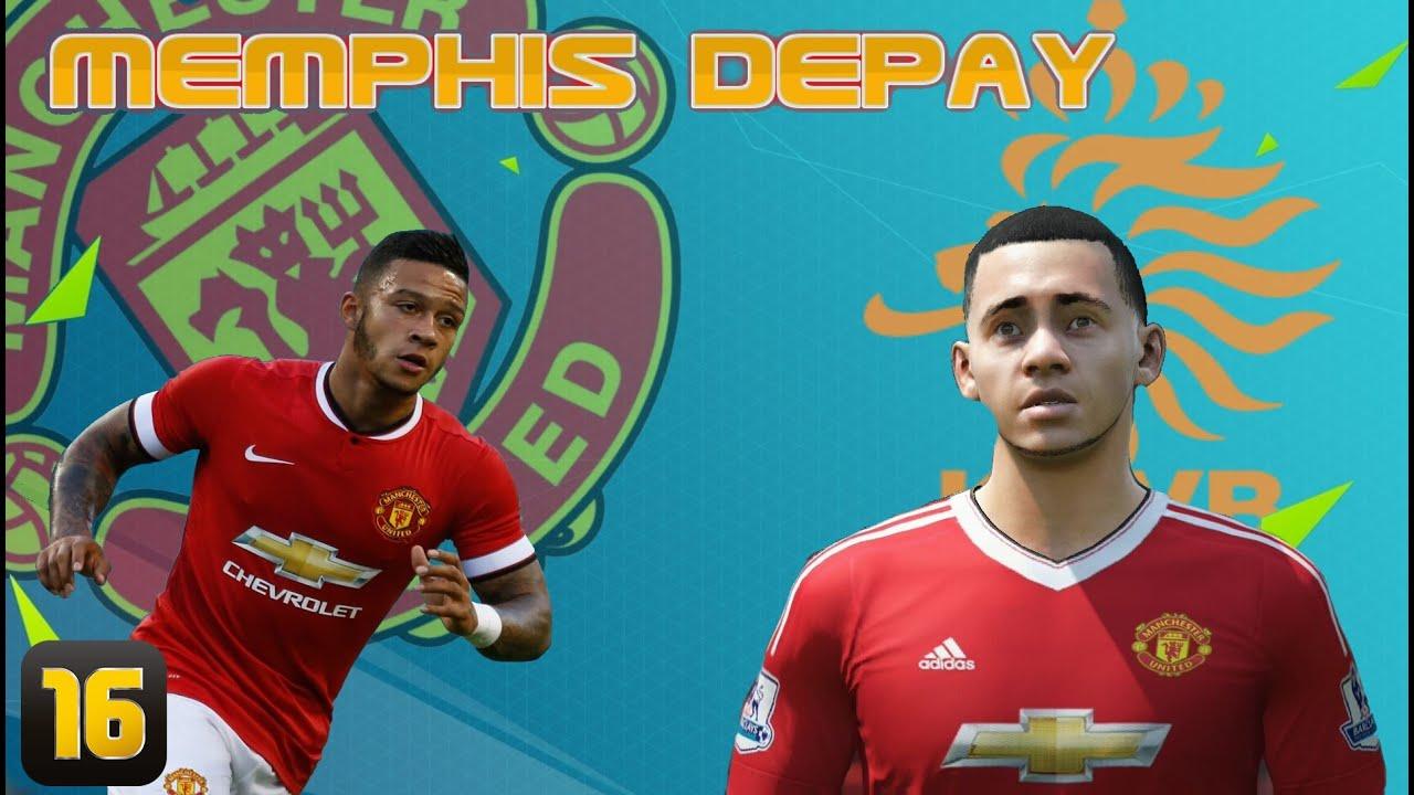 Depay Fifa 16