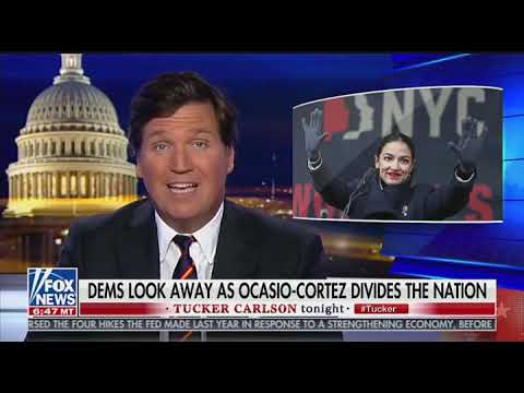 Tucker Slams AOC For Her Open Racism: She's 'Unapologetically a Bigot'