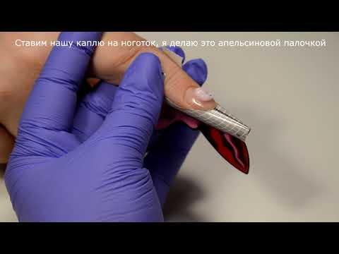 Наращивание ногтей акрилгель, акригель, Acryl Gel от DD Profesional, работа с акригелем)