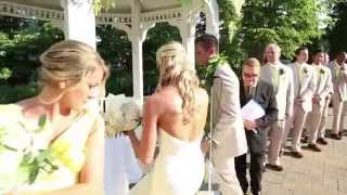 Nicole and Billy's Wedding Ceremony