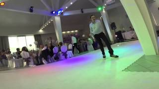 Свадьба на синтетическом льду. Праздничное агентство