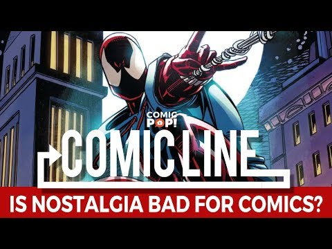 Is Nostalgia HURTING comics?