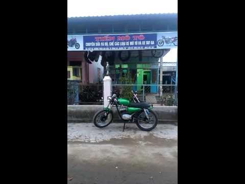 MINSK 125 CAFE RACER