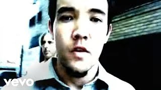 Hoobastank - Out Of Control (Official Music Video)