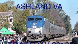 Ashland Train Day 2016: Marathon Movie