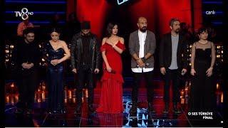 Finalde 2. Tura Geçenler ve Elenen İsimler | O Ses Türkiye Final 04.02.2018