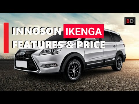 Innoson Ikenga SUV Features And Price
