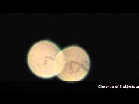 UFO's over Fort Huachuca Army Base