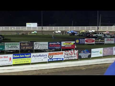 Sport Mod Feature Southern Iowa Speedway Fall Challenge Night 1 9-20-19 part 2