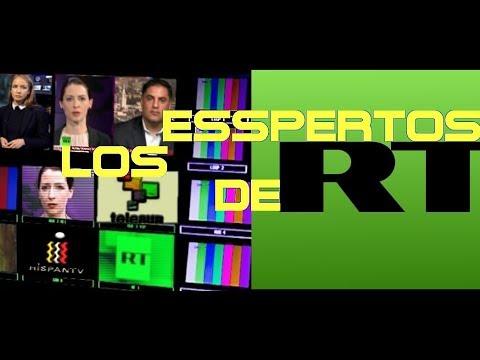 """Expertos de RT: """"Colombia esta PEOR que Venezuela!""""; """"Guaido es un TIRANO!"""""""