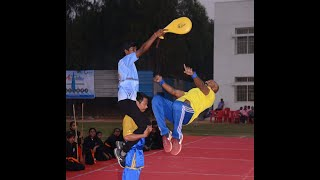 The Most Amazing Kung-fu Performance by Shifu Pradeep Wushu Bangalore (Kung-Fu Hosur)
