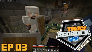Truly Bedrock S1 E3 You have to chant to open the ender portal