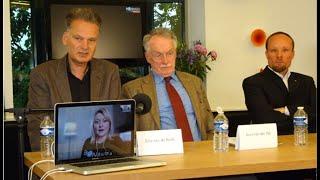 Beweise gegen die Lügenpresse - Vortrag von Billy Six in Den Haag - ( D. , ENG. )