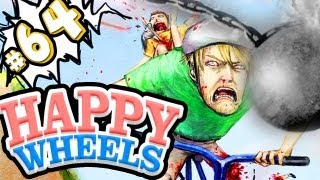 CANNON BALL! - Happy Wheels - Part 64