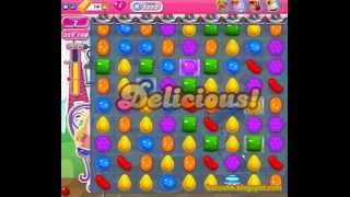 Candy Crush Saga - Level 1252 (No boosters)