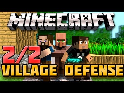 Minecraft: Village Defense - Последнее Дыхание