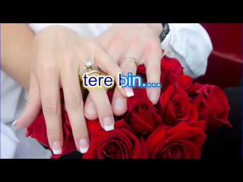 Tere Bin Nahi Laage Jiya Karaoke Song