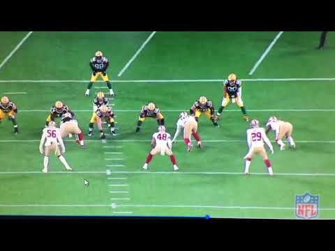 Packers - Film Study: Big Plays for Packers vs. 49ers