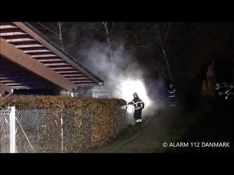 alarm 112 danmark