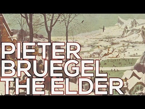 Pieter Bruegel the Elder: A collection of 42 paintings (HD)