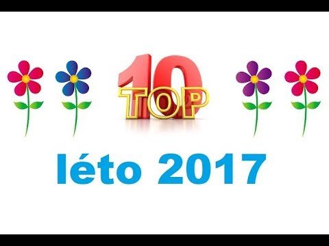 Top 10 nezbytností za (nejen) léto 2017