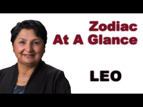 Leo At A Glance – Generous Leaders
