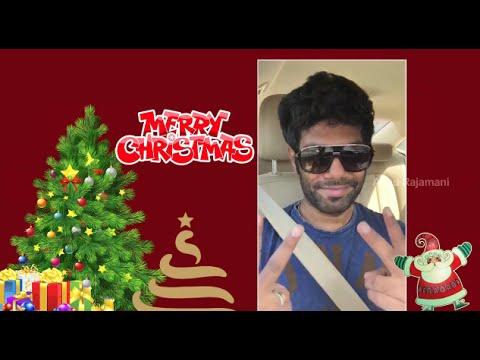 Wish You All A Merry Christmas   Achu Rajamani