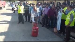Gas cylinders fire thumbnail