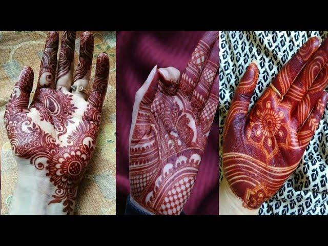 خلطة الحناء للعرائس من أسرار النقاشات للحصول على لون عنابي غامق رائع سر الخلطة السودانية والصحراوية Youtube