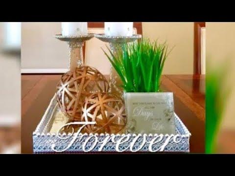 DIY Dollar Tree Project Mirror Tray Glam Home Decor Gorgeous Creating Elegance For Less Faithlyn