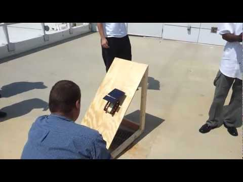 Solar Powered Vehicle Hill Climb Competition SPSU