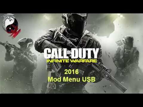 COD Infinite Warfare Mod Menu Usb  Xbox One  Ps4 PC  Bypass Ban ESP AIMBOT WALLHACK★☆★