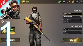 Bullet Strike - Sniper Battlegrounds - Sniper Games - Free Shooting PvP - Part 1 screenshot 3