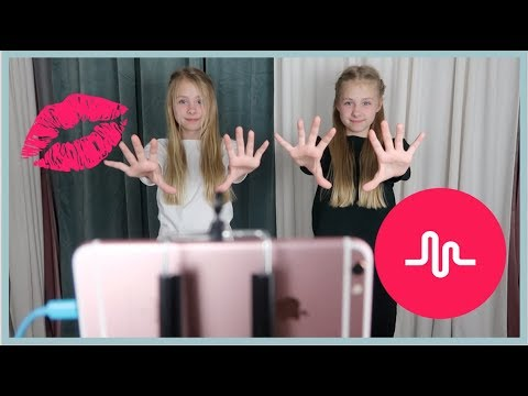 Musical.ly tutorial - izaandelle