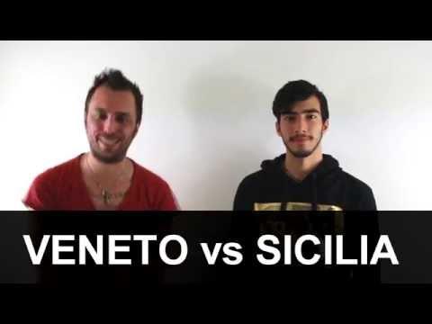 VENETO vs SICILIA - Prove di dialetto