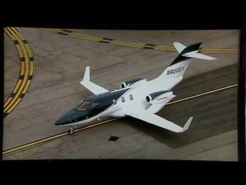 Innovative Light Jet Visits NASA Langley