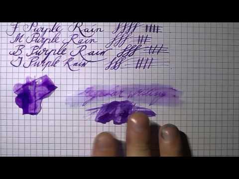 Inkcyclopedia: Visconti Purple