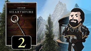 HEARTHFIRE (Skyrim - Special Edition) #2 : Bigger Is Better