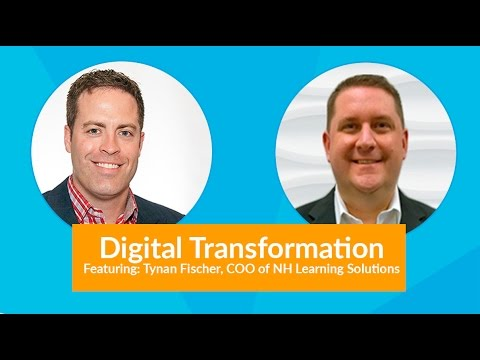 Tynan Fischer on Digital Transformation For The Enterprise